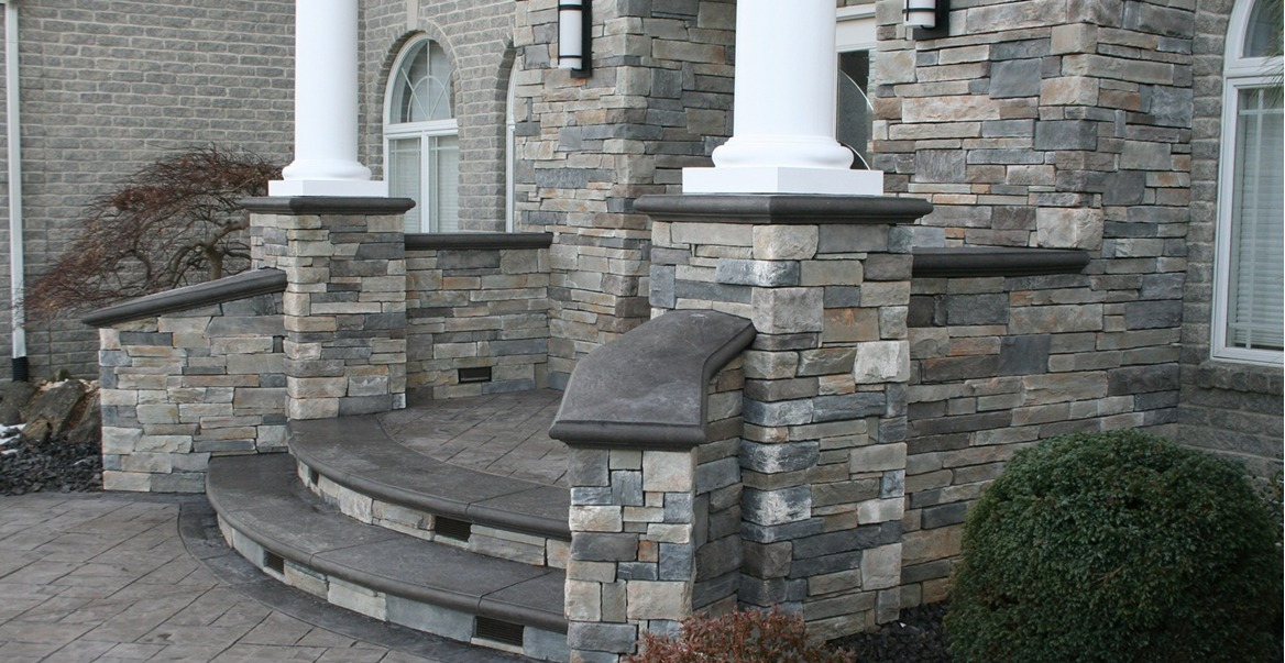 Residential Masonry Contractor: Stamped Concrete & Masonry